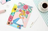 [KT&G 상상마당 디자인스퀘어] [Disney]Alice in Wonderland_Note (5권세트) / 엘리스 노트