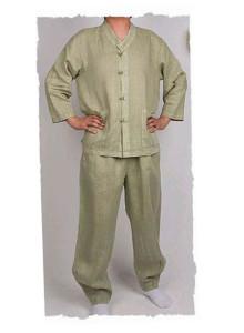 연두색 마생활한복,아빠생활한복,커플한복,생활한복,일상한복,개량한복,남성생활한복