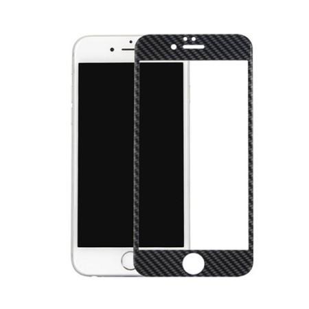 [아이폰7/6 S/플러스] 3D 풀커버 카본 강화유리 필름