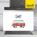 주방아트보드 키친플래너 / 버스 / Small