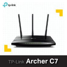 ----- 당일발송 ----- 티피링크 Archer C7 AC1750 / 유무선공유기/듀얼밴드/기가비트/WiFi (기본랜선포함/무상 2년 AS)