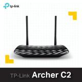----- 당일발송 ----- 티피링크 Archer C2 AC750 / 유무선공유기/듀얼밴드/기가비트/WiFi (기본랜선포함/무상 2년 AS)