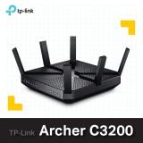 ----- 당일발송 ------티피링크 Archer C3200 AC3200 / 유무선공유기/트라이 밴드/기가비트/WiFi (기본랜선포함/무상 2년 AS