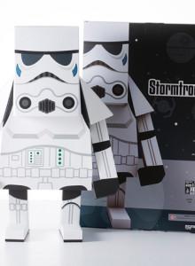 [KT&G 상상마당 디자인스퀘어] STARWARS STORM TROOPER 스톰트루퍼 (XL)