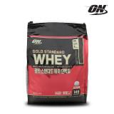 옵티멈뉴트리션 골드스탠다드 웨이 4.54kg/10LB 초코 단백질 단백질보충제 프로틴 헬스보충제 한국공식 글랜비아