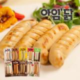 아임닭 닭가슴살 소시지 모음 120g / 다이어트 헬스