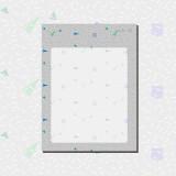 패턴 메모패드