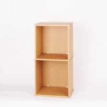 [서울샵]2형2단 공구없이 조립하는 모던 종이책장