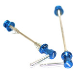 [KOHOSIS] 74mm SPIN-RELEASE QR _ Blue / 코호시스 스핀- 릴리스 74mm 큐알 _ 블루 / 다혼 / 턴 / 미니벨로