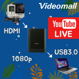 SDI to USB 3.0 캡처/kongcast33/1080P/USB3.0/DSLR/유튜브라이브/고품질의 영상을 쉽게~
