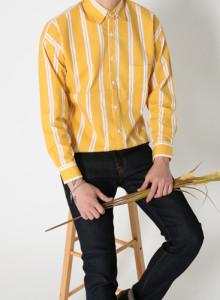 no.1060 커밍 오버핏 셔츠 3color