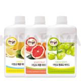 아임요 에이드 베이스 3종 1.8kg / 레몬/ 자몽/ 청포도