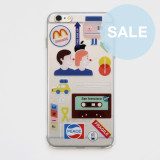 (SALE) CBB SC Sticker boy 2 ip6 / ip6+ 하드케이스