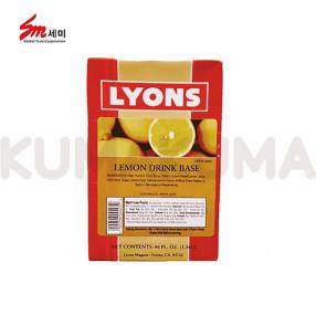 라이온스 레몬 드링크 베이스 1.36L