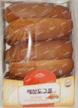 [코스트코] 신라명과 핫도그빵 53g x 15 개 / 깨핫도그롤