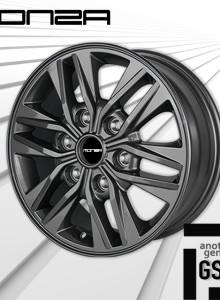 GS01 / 16인치휠 / 17인치휠 / 스타렉스 휠 / 그랜드스타렉스 휠 / 인치업 / 튜닝 / 튜닝휠 / 인지에이원