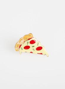 ※재입고 [핀뱃지] 페퍼로니 피자 뱃지 Pepperoni Pizza Badge