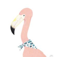 [Millim]_Zoo_Flamingo_Poster