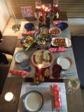 신혼집들이음식 A형(5인분/구성(5종):밀푀유나베,등갈비치즈,미트볼꼬치구이,새우감자말이,아스파라거스베이컨말이/17년차 집들이음식배달,손님초대음식,생일상,파티음식,집들이요리,반조리)