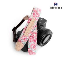 매틴 패브레더25 레드 린넨/카메라 넥스트랩 M30104 (패브레더25 레드 린넨)