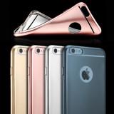 [아이폰6 S/플러스] 메탈릭 젤리 케이스