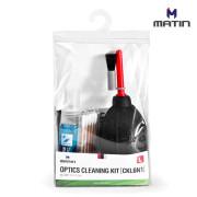 매틴 CKL6N1 옵틱클리닝키트 L (6종) 청소도구 M40110 (CKL6N1 옵틱클리닝키트 L)