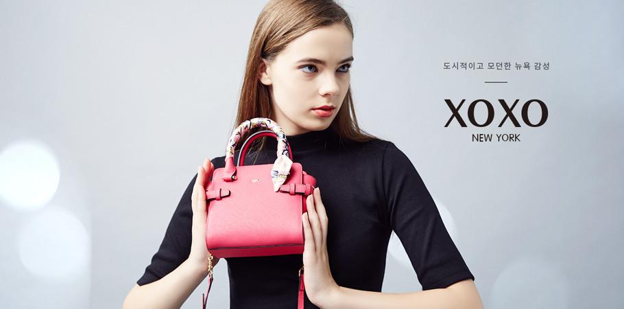 XOXO NEW YORK 핸드백 줄리아 미니 토트백 XKFH014
