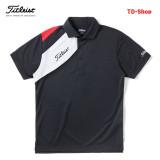 타이틀리스트 남성 골프티셔츠 딤풀 메쉬 투어셔츠 골프웨어 남자 골프의류 GWTSMC1705 티디샵
