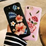 쿠미다 아이폰 플라워 꽃자수 케이스 아이폰7 7플러스 6S 6S플러스