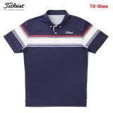 타이틀리스트 남성 패널 스트레치 투어셔츠 골프티셔츠 골프웨어 남자 골프의류 TSMC1724 티디샵