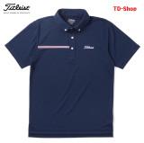 타이틀리스트 골프웨어 쿨링 라인 투어셔츠 남성 골프티셔츠 남자 골프의류 TSMC1716 티디샵