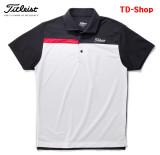타이틀리스트 남성 골프티셔츠 골프웨어 일본정품 투어셔츠