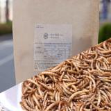 [180g] 곤충 단백질 섭취를 위한 건조 고소애 100% (밀웜, 갈색거저리 유충)