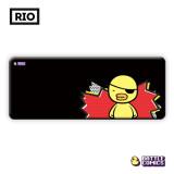 배틀코믹스 장패드 [아티스트] Rio - Rio 베이직 블랙