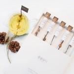 꽃을담다 생강나무꽃 플라워티스틱(5EA)