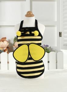 오로라 꿀벌나시 M