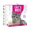 [Cat's White] 고양이모래 7L (베이비파우더)