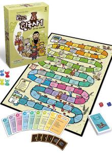 렛츠고 한국사 1 (선사시대~후삼국통일) 역사 보드게임 어린이 선물 게임