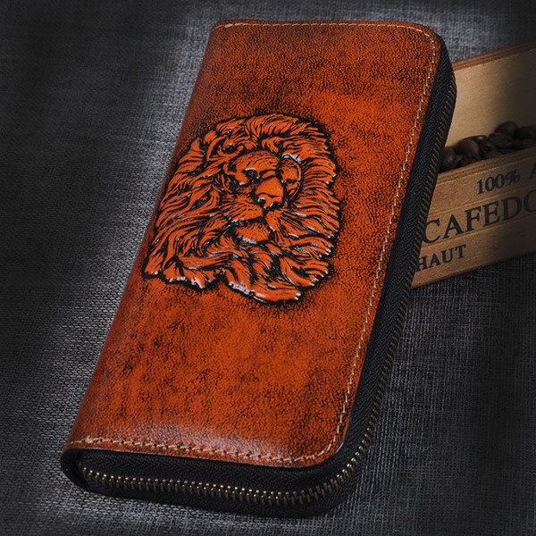 [해외] 여성 / Bags & Wallets / 핸드백 / Pei gilhan leather handmade leather wallet with a : 글로벌집합몰 - 네이버쇼핑