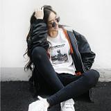 [파격할인중] 센티멘탈 맨투맨 티셔츠 2color