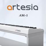 Nektar 아르테시아 AM-1(white) 디지털피아노, USB케이블 및 젠더(5pin) 포함