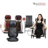 [SOORYUN] 수련 편안한 의자형안마기 세트(전용의자포함) 5종 택1/마사지기/주무름/두드림/목높이조절/진동/온열