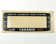 타라니스 X9D LCD 윈도우