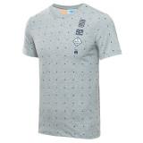 [스케쳐스본사]전판 그래픽 반팔 티셔츠/SS3UT16M702