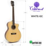 와일드우드 화이트GC/Wildwood WhiteGC/탑솔리드/세팅발송/컷어웨이