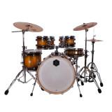 사이어 드럼 D7-M 세트