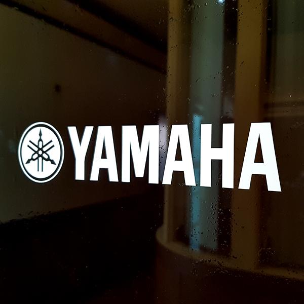 야마하로고 야마하스티커 야마하마크 야마하오토바이스티커 야마하바이크로고 yamaha logo : 로수아핸드메이드