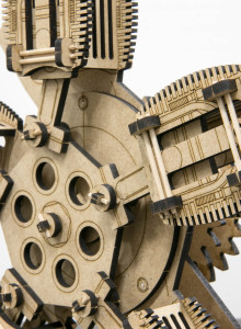 Rotary Aircraft Engine(비행기 엔진 모형)