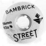 Street Urethane Don Bambrick Pro Signature Wheel 56mm 92a 스트릿우레탄 돈밤브릭 시그네이쳐 어그레시브 휠 [어그레시브용 바퀴]