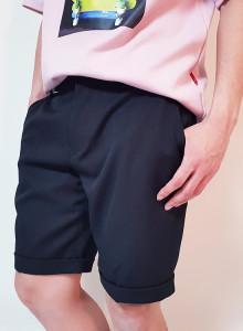 남자 하프 슬랙스 팬츠 5color